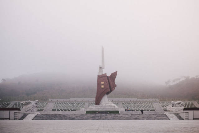 This Is What North Korea Shows To Foreign Photographers