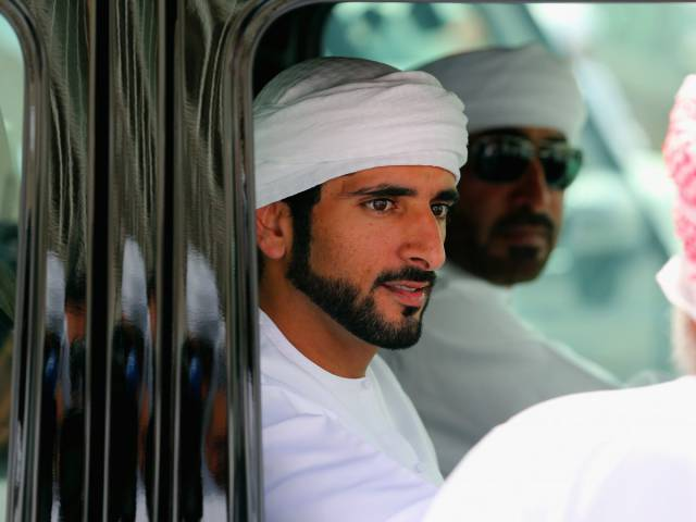 Dubai's Crown Prince Seems To Be A Man Of Unlimited Powers And Possibilities