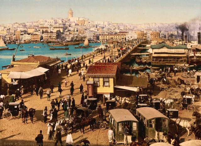 Find Out How The World's Greatest Cities Looked Before They Became Great