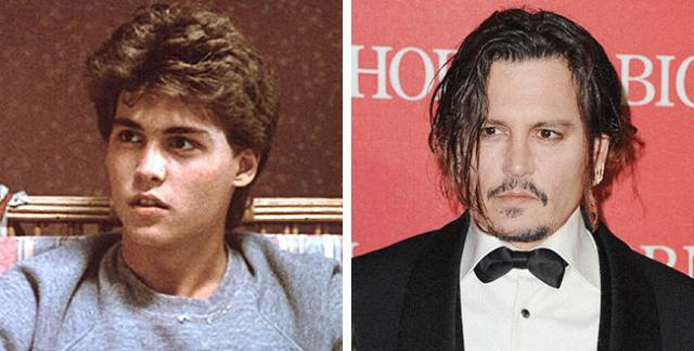 Famous Actors Who Changed Tremendously After The World Has First Seen Them