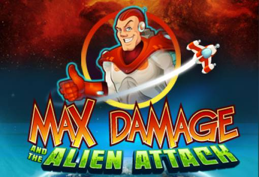Max Damage: Alien Invasion with a Surprising Endgame