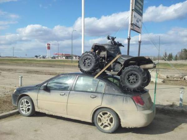 Redneck Innovation Is Not for Everyone