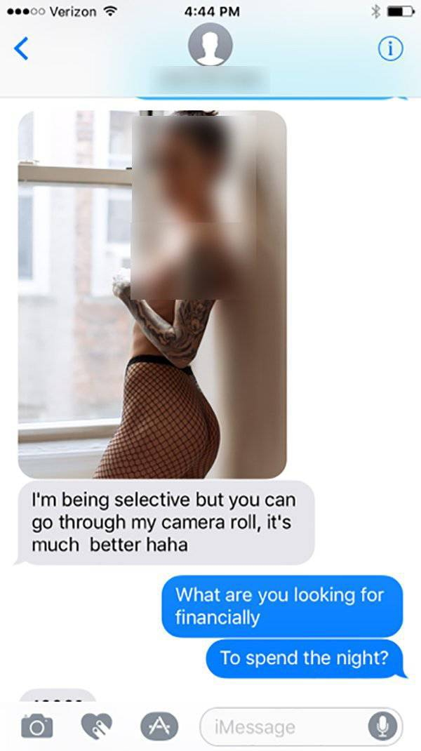 This Girl Didn't Just Cheat – She Worked As An Escort For 3 Years Of Relationship. That's How He Found Out