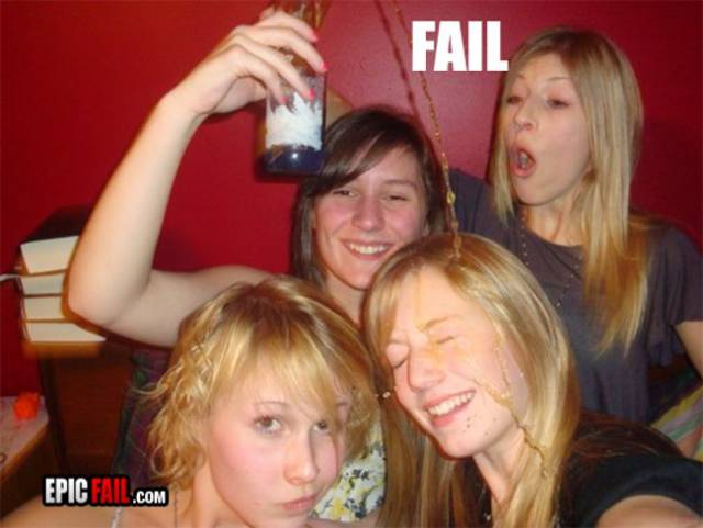When Party Goes Very Wrong