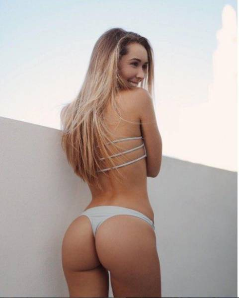 It Is Always a Good Time to Get a Dose of Girls with Great Butts