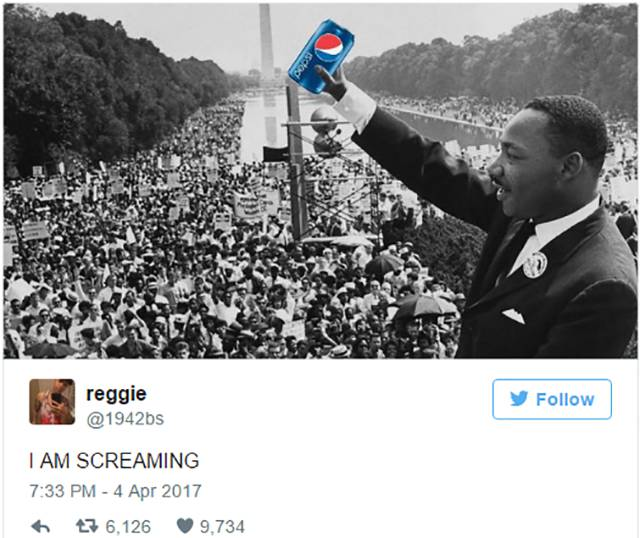 Latest Pepsi Ad Was So Awful That Its Meme Generation Is Too Damn High