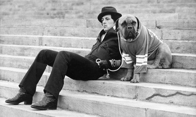 Sylvester Stallone Told The World About His Life's Best Friend