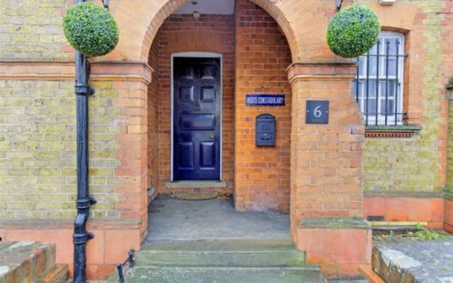 This Beautiful House Was Once… A Fully-Functioning Police Station!