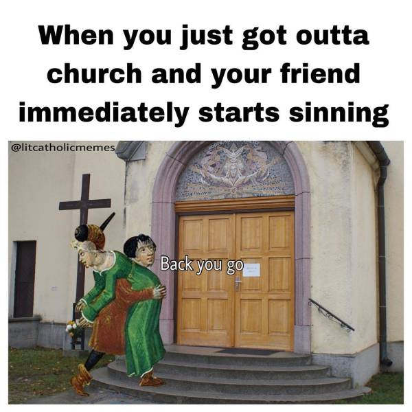 Catholic Memes Will Destroy Everything That Was Holy
