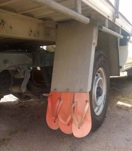 The Worst Things You Would See On The Road Are These