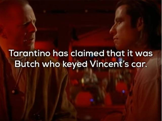 "Is There Anything Cooler Than ""Pulp Fiction"" After You've Seen These Facts?!"