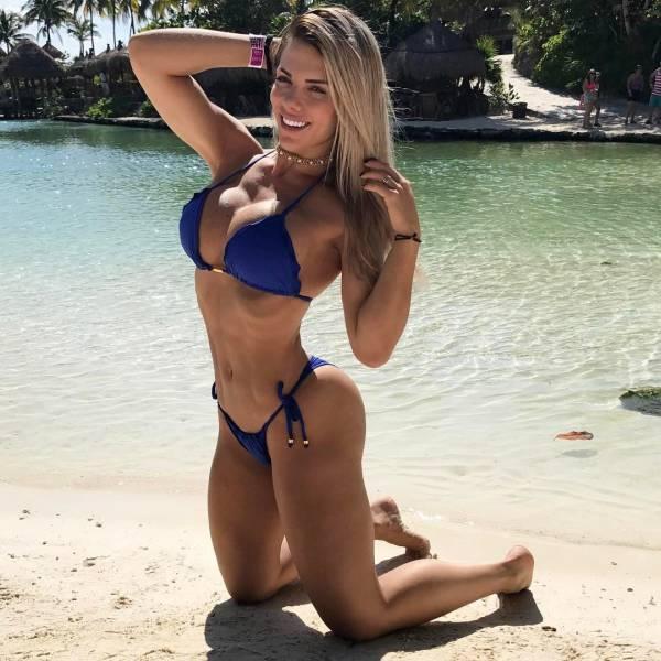 A Little Fun in the Sun in Bikinis