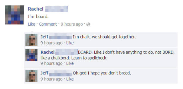 These Are Why Spelling And Punctuation Were Invented