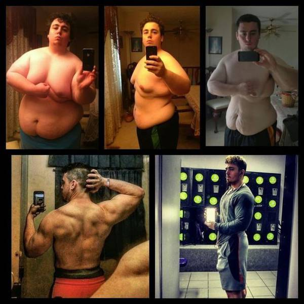 It's Unbelievable One Can Lose So Much Weight
