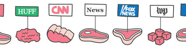 They Managed To Show How All Media Work In One Simple Comic