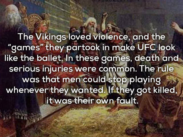 You Hadn't Learned These Things About Vikings In School