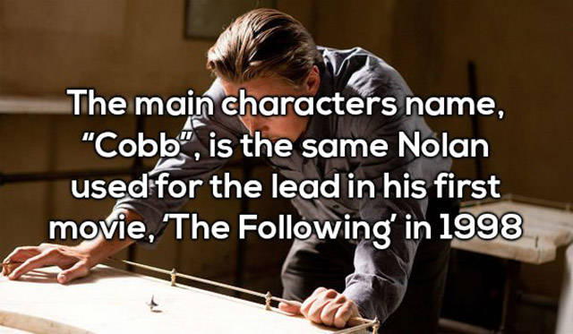 "Facts About ""Inception"" Don't Make It Less Complicated"