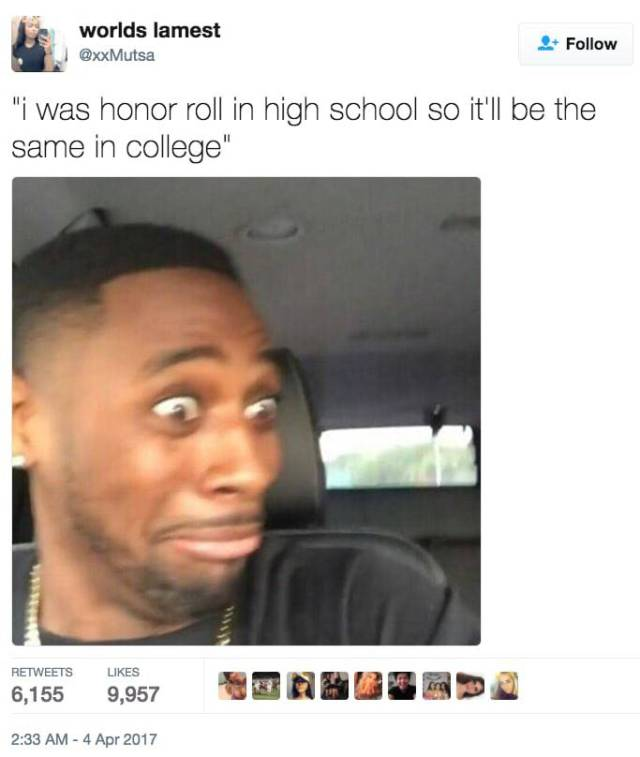 Jokes That For Those Still In College Might Be Not Humorous At All