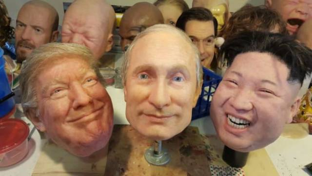 It's Hard To Believe These Masks Are Not Real Faces