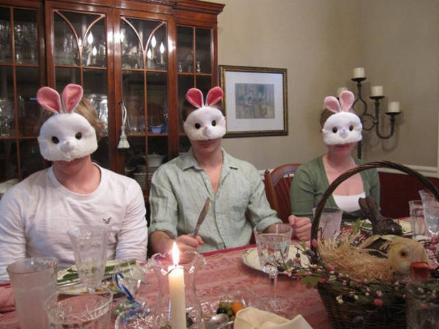 When Easter Looks More Like Disaster
