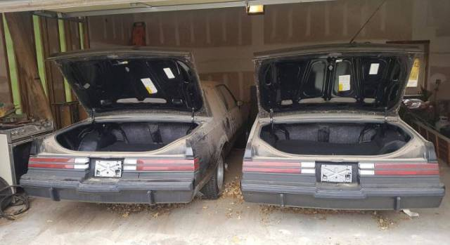 How Did These Buicks End Up Staying In That Garage For 30 Years?!