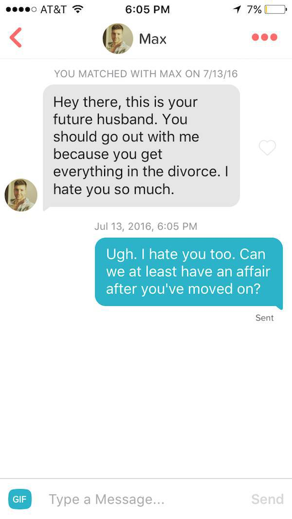 One Doesn't Simply Leave Tinder Still Being Innocent