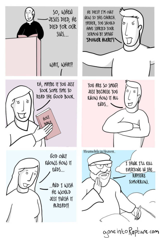 These Comics Were Created To Destroy Everything You Hold Dear