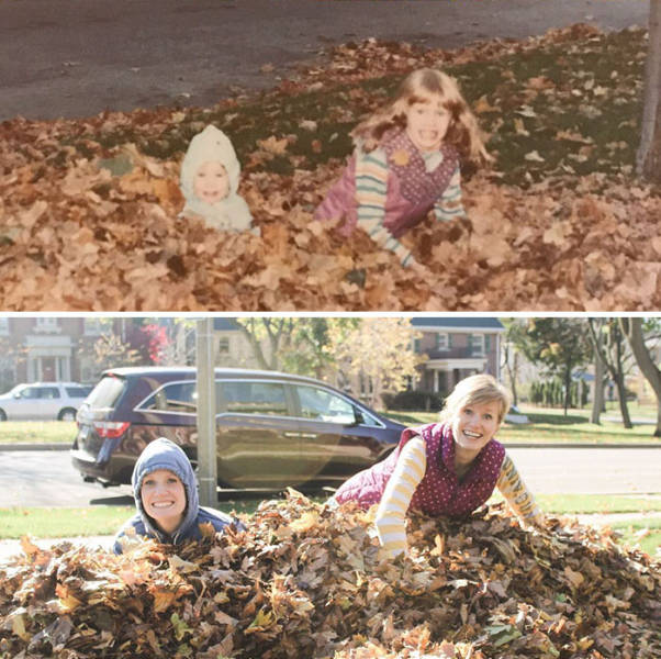 Childhood Never Goes Away While You Still Can Recreate It