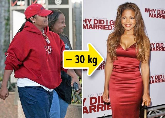 Stars Who Went Through A Lot To Lose This Much Weight