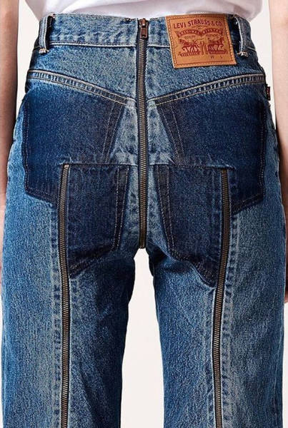 """These New Jeans Are Not Just Trendy, They Are Very """"Convenient"""" Too"""