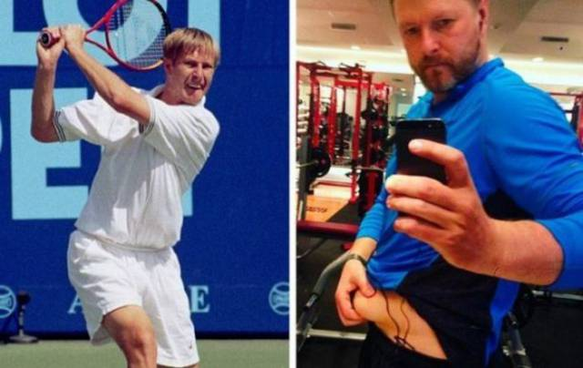 These Once World Famous Athletes Don't Care About Their Physique Anymore