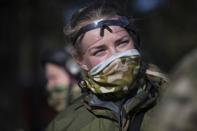 Beautiful But Deadly: Norway's Female Special Forces