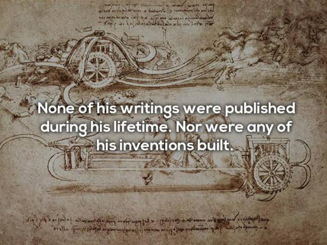 Leonardo Da Vinci – Artist More Mysterious Than His Works