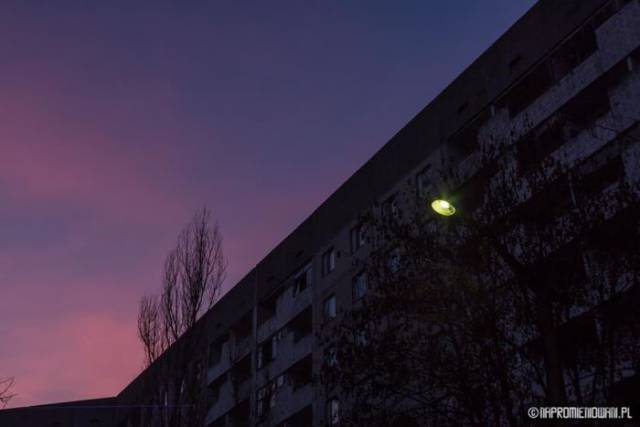 Lights Are On Again In Pripyat For The First Time In 30 Years