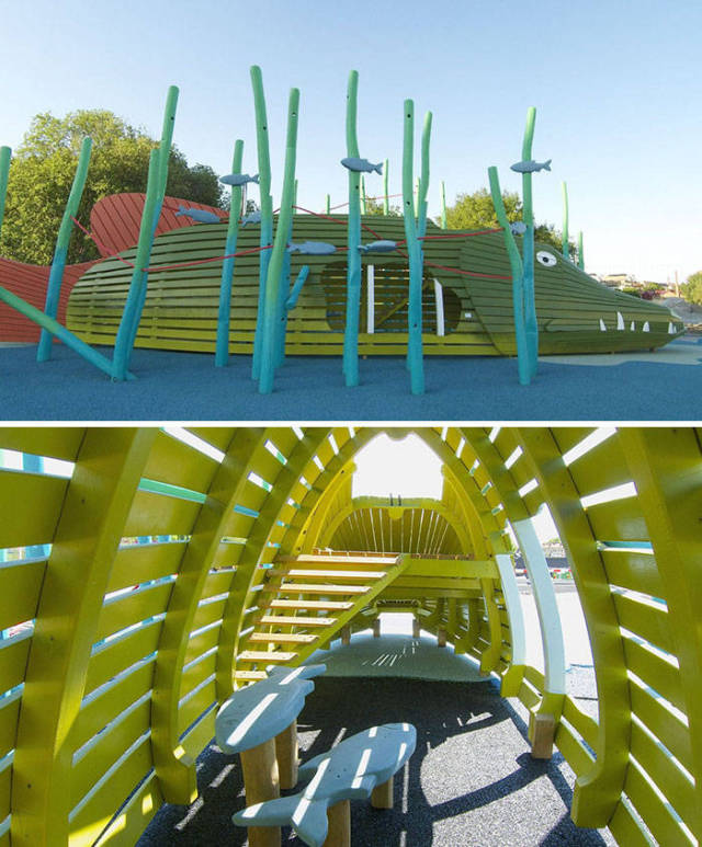 MONSTRUM – Playgrounds That Come Right From Children's Dreams