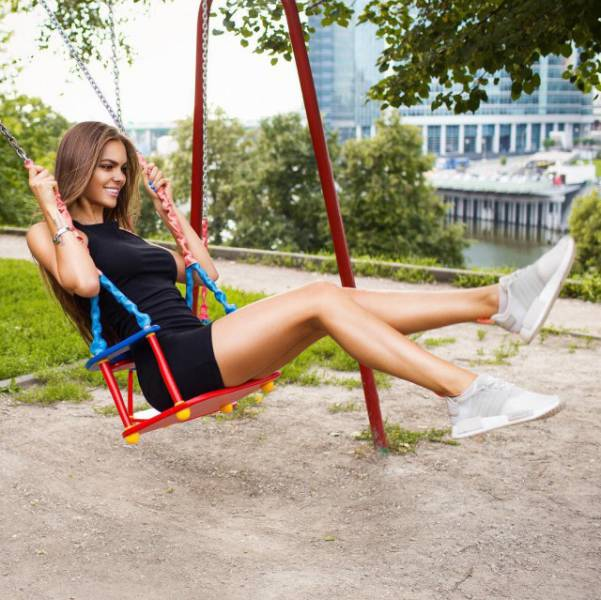 These Swinging Girls Will Sweep You From Your Feet