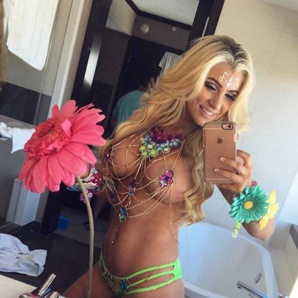 Raver Girls Will Show You Where It's Really Hot!