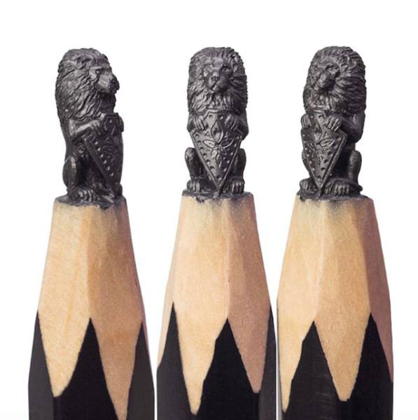 So, Apparently, Even Pencils Can Be Turned Into Art Now!