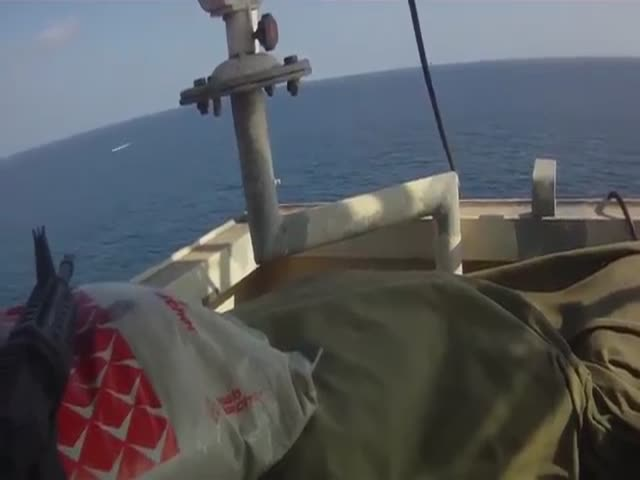 Somalian Pirates Didn't Expect Such A Response From A Cargo Ship