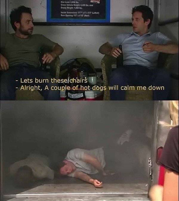 "If You're Low On Good Mood, ""It's Always Sunny In Philadelphia"" Is All You Need"