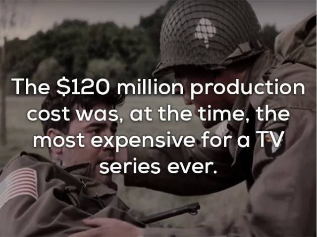 "This Is How Epic ""Band Of Brothers"" Miniseries Really Was"