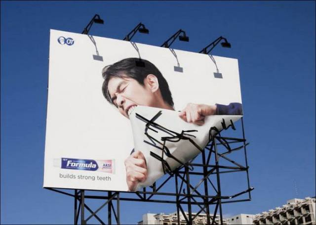 That's How Perfect Advertising Looks Like