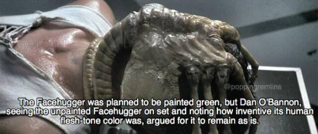 "These Facts About ""Alien"" Are Just As Unnerving As The Movie Itself"