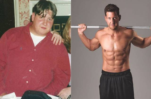 From Fatty To A Hotshot: Men Who Changed Their Weight To Change Their Lives