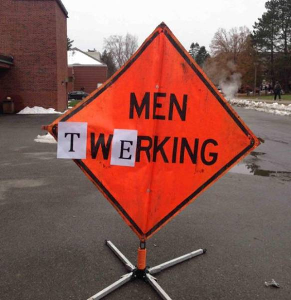A Little Below-the-belt Humor for Those With Dirty Minds