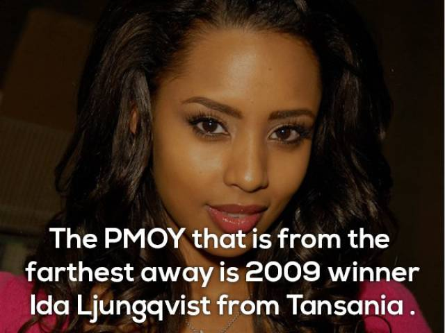 Facts About Playboy's Playmate Of The Year, Which Is Already Interesting On Its Own