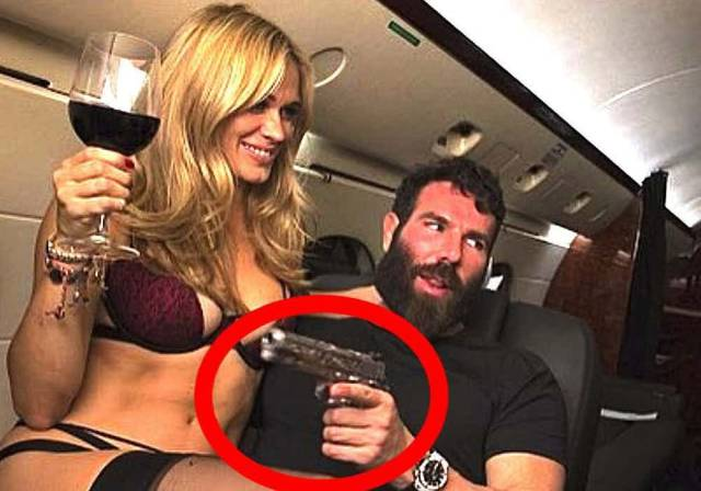 6fbf8e91c Take A Sneak Peek Into The Crazy Life Of Dan Bilzerian - Viral Planet