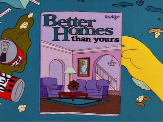"""We Desperately Need This Magazines From """"The Simpsons"""" In Real Life"""