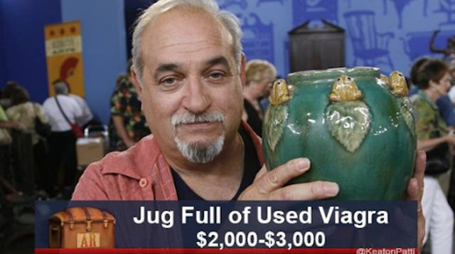 """Antiques Look Much Better With These """"A Little Bit Adapted"""" Captions"""