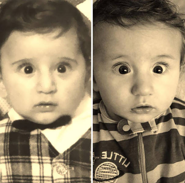 How Do These Kids Look So Similar To Their Parents?!